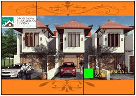 Rumah Klasik ala bali modern di cimahi ngamprah