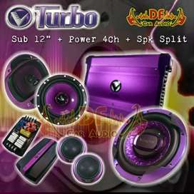Paket Venom Turbo [ DF Car Audio]
