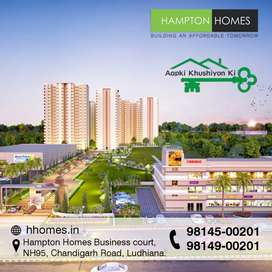 2bhk affordable Housing Project on Chandigarh Road nearFortis hospital