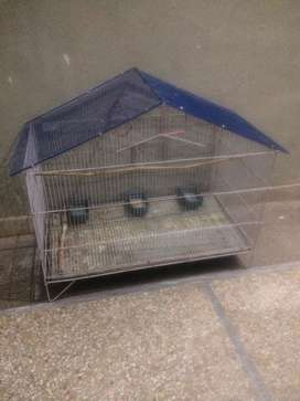 3ft folding cage good condition