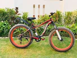 New Fat Tyres bicycle for Sale in Pakistan