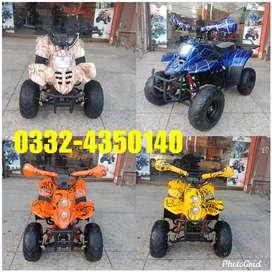 70CC Kids Petrol Atv Quad 4 Wheels Bike Online Deliver In All Pakistan