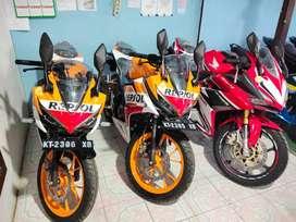 Cbr 150 repsol edisi motor baru harga bekas