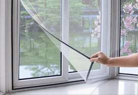 New Netlon Window Mosquito Screen with installation service