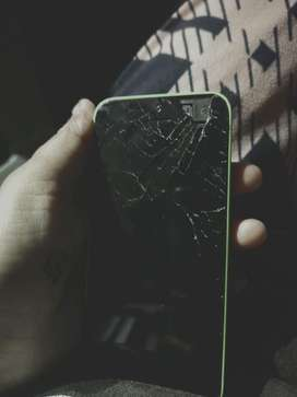 I phone 5c green colour