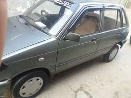 Mehran vxR 2013 model for sale