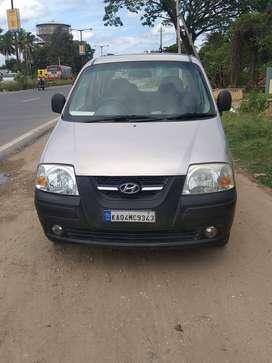 Hyundai Santro Zing eRLX, Automatic transmission, 2006, petrol