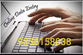 Earn today from tomorrow / home based data entry job