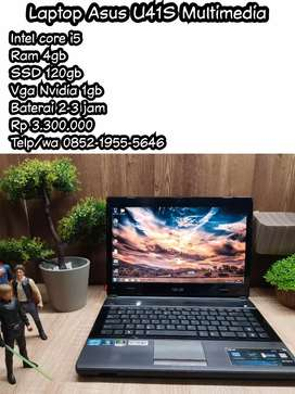 Laptop Asus U41S Multimedia
