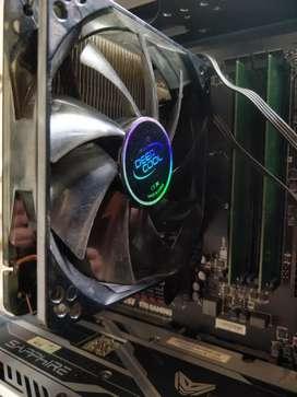 JUAL CEPAT PC KOMPUTER GAMING SPEC TINGGI MURAH