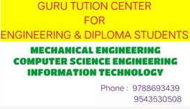 Tuition for Engineering students