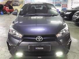 Toyota Yaris S TRD A/T 2017 (Km 7000)