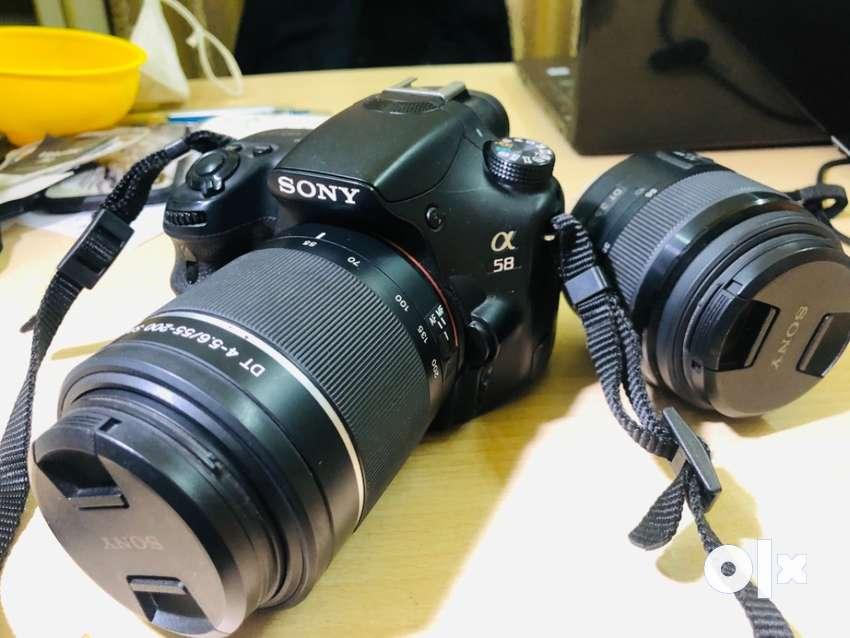 2 Sony A 58 (correction) Camera 0