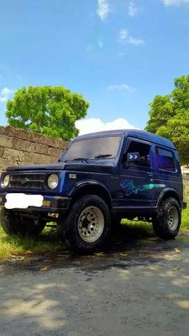 Suzuki Katana TH 2000