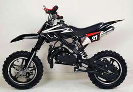 KIDS DIRT BIKE 50cc PETROL ENGINE ( EMI AVAILABLE WITH CREDIT CARD ) ✅