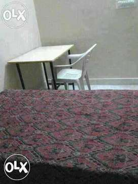 Ac room for boys  in Raja park separate fully furnished