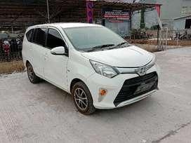 Toyota Calya 1.2 G MT 2018 (harga lelang)