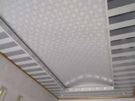 Plafond PVC dan gypsum berkualitas