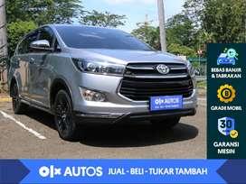 [OLX Autos] Toyota Innova 2.4 Venturer Solar A/T 2019 Silver