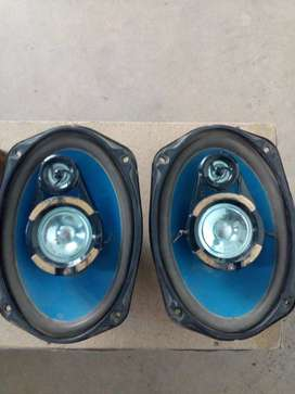 car speakers with box for sale