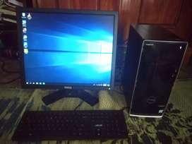 dijual murah PC merk dell inspiron 3668