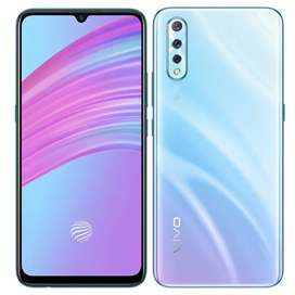 Vivo S1 without warranty with box and charger