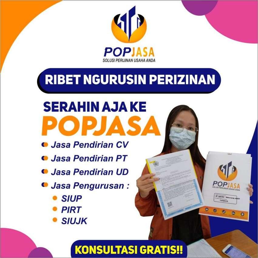 Birojasa Pembuatan Perizinan Usaha SIUP NIB UD CV PT Jakarta Barat
