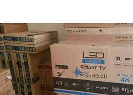 Brand new 43 led TV all sizes are available