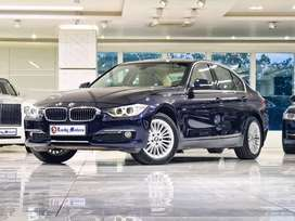 BMW 3 Series 2011-2015 320d Luxury Plus, 2015, Diesel