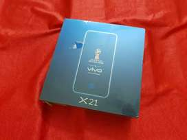 Best price Vivo x21 sealed pack display fingerprint