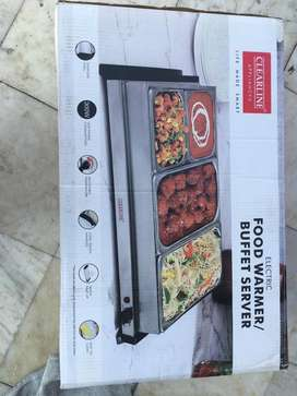 New packed food warmer for parties and other use