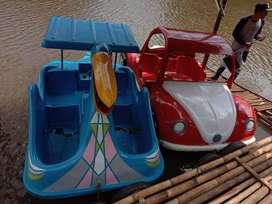 sepeda air bebek mini,bebek air kecil,wahana perahu air bebek murah
