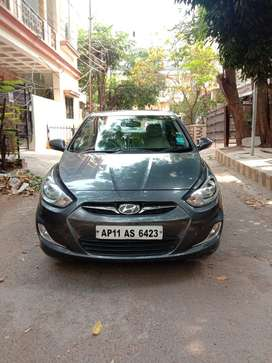 Hyundai Verna 2015-2016 1.6 CRDi SX, 2013, Diesel