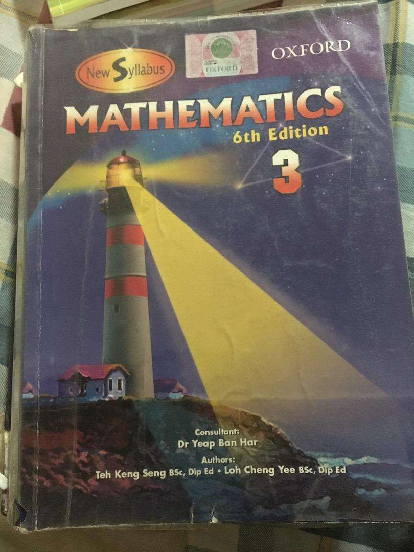 O levels maths and computer science books for sale in good condition 0