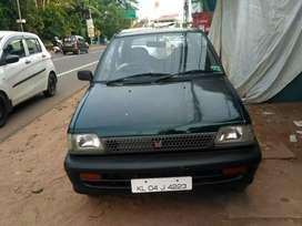 Maruti 800 good condition vehicle