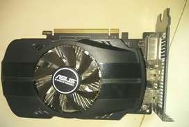 asus Nvidia 1050 2gb graphics card