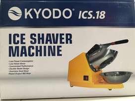 Ice Shaver Machine Kyodo KS.18