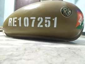 Royal Enfield signal series tank 13.5L