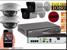 PAKET CAMERA CCTV KOMPLIT DAN MURAH DI WILAYAH KARAWANG
