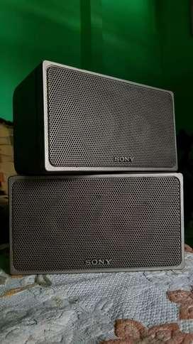 Surround speaker SONY SS-X2A bukan JVC Aiwa Pioneer Philips Polytron