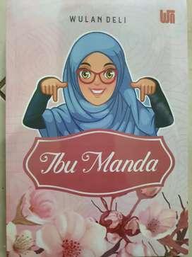 Ibu Manda (sebuah novel keluarga