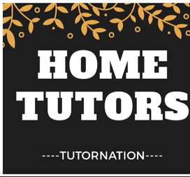 Home tutor till 10 th classes for maths and science