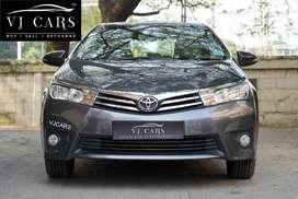 Toyota Corolla Altis G Petrol, 2016, Petrol