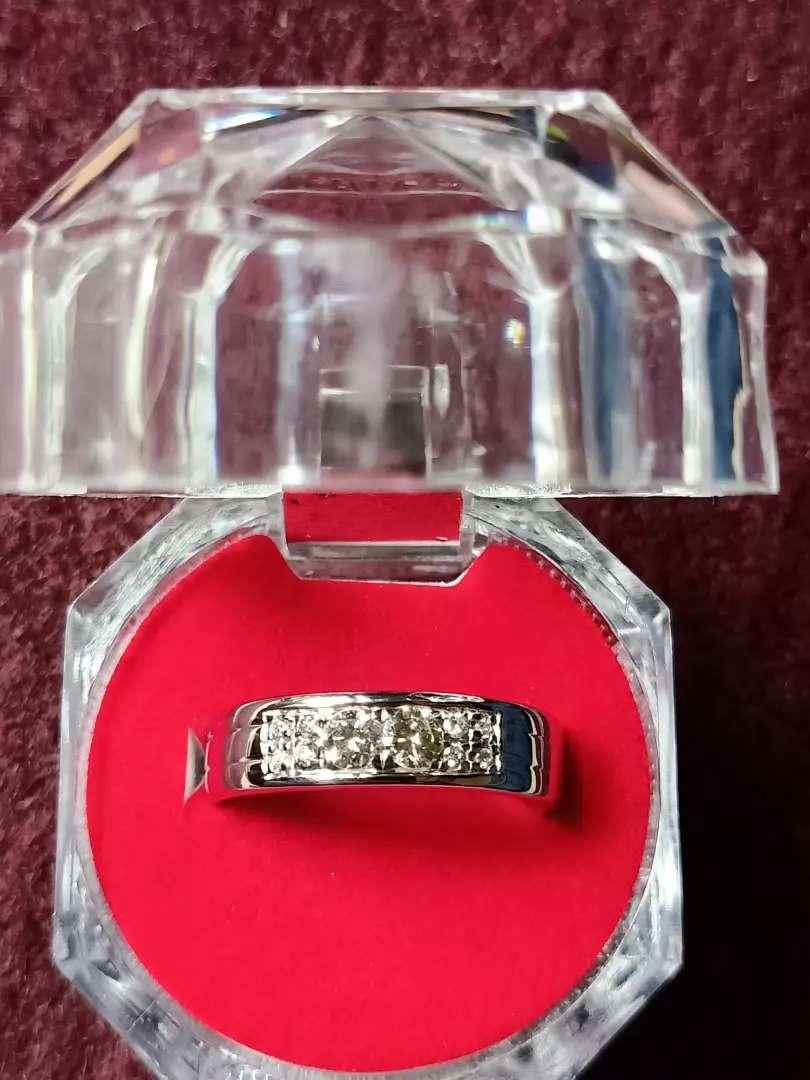 Jual cincin berlian banjar bagus asli 0