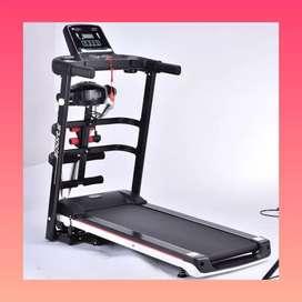 treadmill elektrik EXONE-999 alat fitnes electric