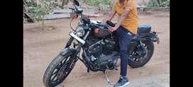 Harley davidson iron 883 brand new condition
