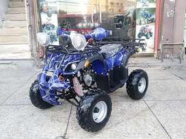 Brand New 125cc ATV QUAD BIKE For sell Available at Subhan Enterprise