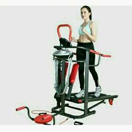 PALING laris new treadmil manual 6fungsi