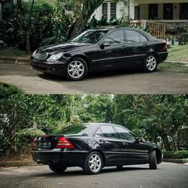 For sale Mercedes Benz w203 c240 2001