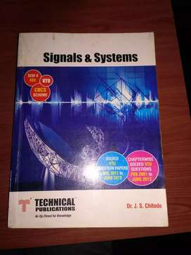 Signal systems EEE. Book